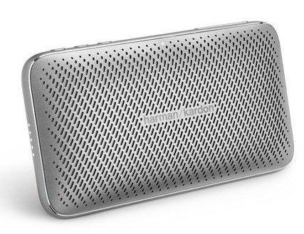 Портативная акустика Harman Kardon Esquire Mini 2, серебряный фото
