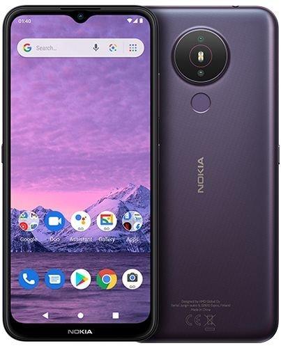 Смартфон Nokia 1.4 3/64GB Dual Sim Пурпурный фото