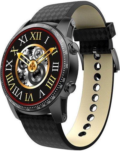 Умные часы KingWear KW99Pro, черные фото