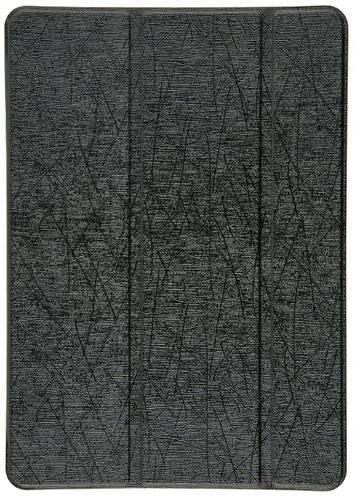 Чехол - книжка для планшета Apple iPad Air (2019) черный с прозрачной задней крышкой iBox Premium, Redline фото