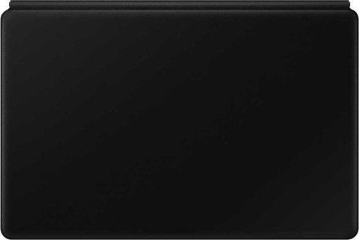 Чехол - книжка с клавиатурой для планшета Samsung Galaxy Tab S7+ (T970/T975) EF-DT970 черный, Samsung фото