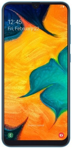 Смартфон Samsung (A305F) Galaxy A30 32Gb Синий фото