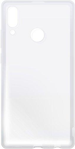 Чехол для смартфона Huawei P Smart (2019)/Honor 10 Lite силиконовый (прозрачный), BoraSco фото