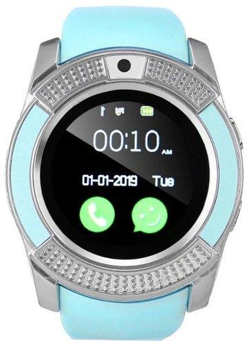 Умные часы Kaload V8, синий фото