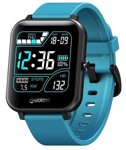 """Умные часы Zeblaze GTS 1.54"""", синий фото"""