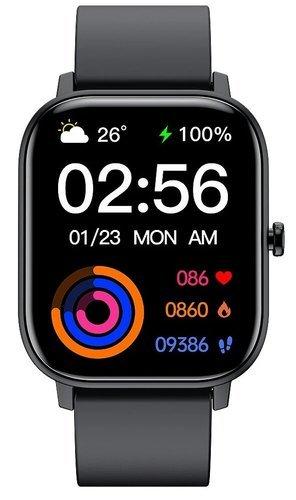 Умные часы Bakeey GW22, черный фото