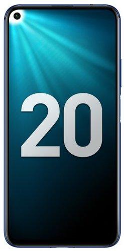 Смартфон Huawei Honor 20 6/128GB Синий фото