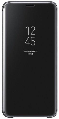 Чехол-книжка для Samsung (G960) Galaxy S9 ClearView черный фото