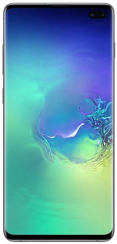Смартфон Samsung (G975F) Galaxy S10+ 8/128GB Аквамарин фото