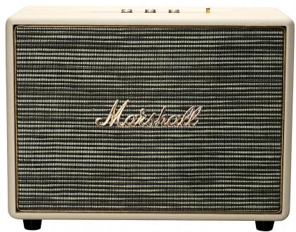 Портативная акустика Marshall Woburn, кремовая фото