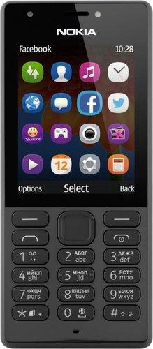 Мобильный телефон Nokia 216 Dual Sim Черный фото