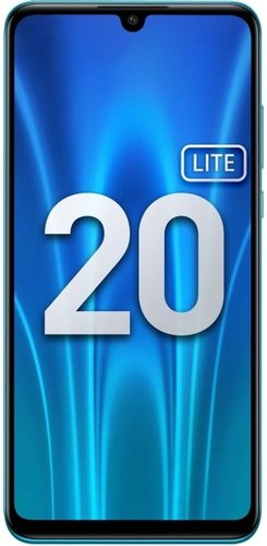 Смартфон Huawei Honor 20 Lite 4/128GB Сияющий ультрамарин (RU) фото