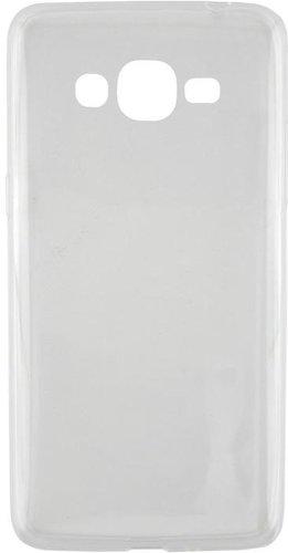 Чехол для смартфона Samsung Galaxy J2 Core (J260) Silicone iBox Crystal (прозрачный), Redline фото