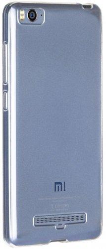 Чехол для смартфона Xiami Mi4c Silicone iBox Crystal (прозрачный), Redline фото