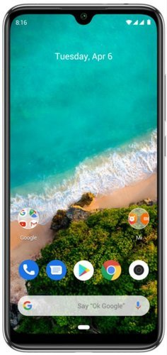 Смартфон Xiaomi Mi A3 4/64Gb Grey (Серый) Global Version фото