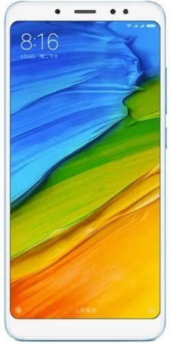 Смартфон Xiaomi Redmi Note 5 3/32 GB Blue (Голубой) EU фото