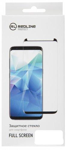 Защитное стекло для Xiaomi Redmi Go Full Screen Full Glue черный, Redline фото
