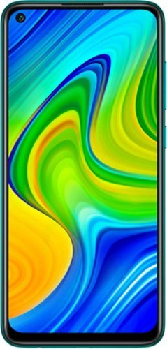 Смартфон Xiaomi Redmi Note 9 3/64GB (NFC) Green (Зеленый) Global Version фото