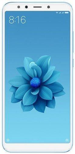 Смартфон Xiaomi Mi A2 4/64Gb Blue (Голубой) EU фото
