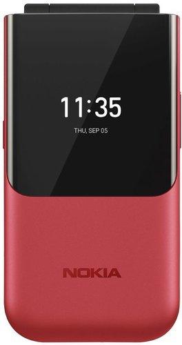 Мобильный телефон Nokia 2720 Flip Dual Sim Красный фото