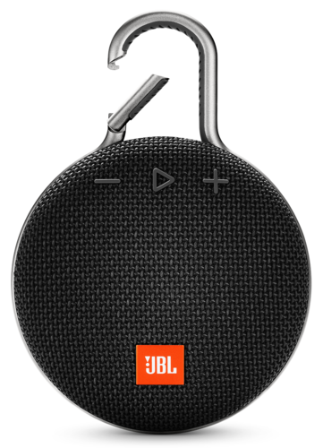 Колонка JBL CLIP 3, черная фото