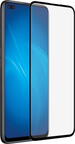 Защитное стекло для Oppo Reno 4 Lite Full Screen Full Glue черный , Redline фото