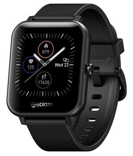 """Умные часы Zeblaze GTS 1.54"""", черный фото"""