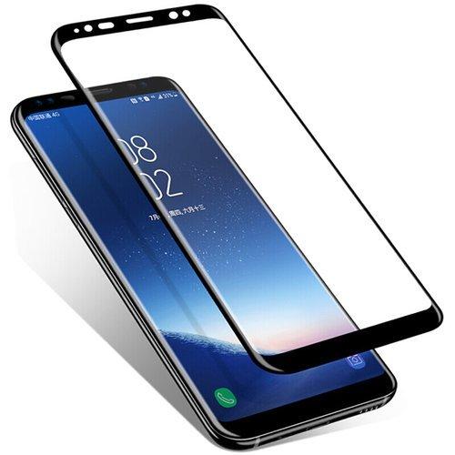 Защитное стекло для Samsung Galaxy S9 Plus Full screen (3D) Full Glue черный, Redline фото