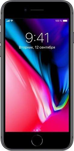 Смартфон Apple iPhone 8 64GB Серый космос A1905 (MQ6G2RU/A) фото