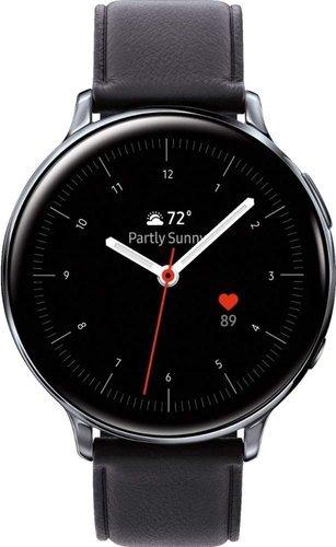 Умные часы Samsung Galaxy Watch Active 2 Stainless Steel 40мм, серебристые фото