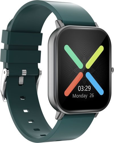 """Умные часы Bakeey V6 1.54"""", зеленый фото"""