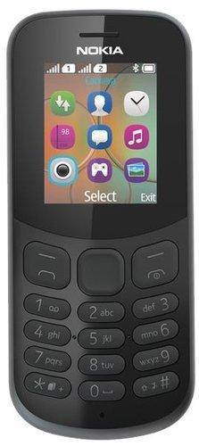 Мобильный телефон Nokia 130 Dual Sim (2017) Черный фото