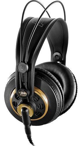 Наушники AKG K240 Studio, черный фото