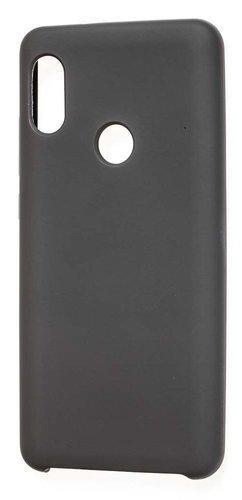 Чехол для смартфона Xiaomi S2 Silicone (черный), Aksberry фото