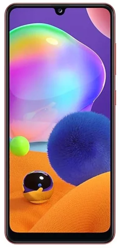 Смартфон Samsung (A315F) Galaxy A31 128Gb Красный фото