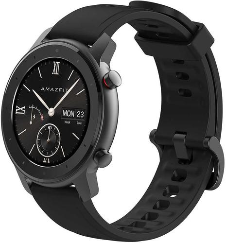 Умные часы Xiaomi Huami Amazfit GTR Lite 47мм, алюминий фото