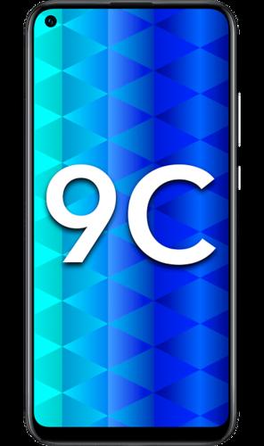 Смартфон Huawei Honor 9C 4/64GB Черный фото