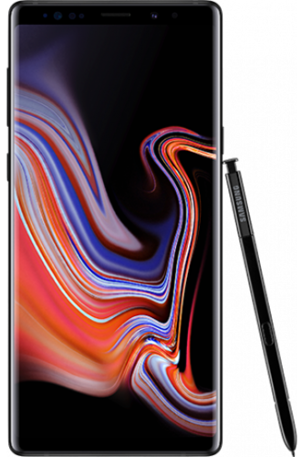 Смартфон Samsung Galaxy Note 9 128GB (SM-N960) Black (Черный) фото