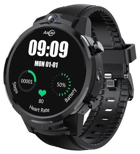 Умные часы AllCall Awatch GT2 3/32Gb, черный фото