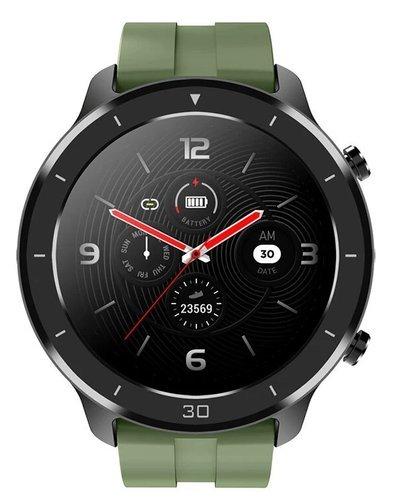 Умные часы Bakeey M18, зеленый фото