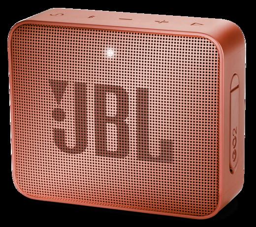 Колонка JBL GO 2 светло коричневый фото