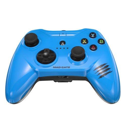 Геймпад Mad Catz C.T.R.L.i Mobile Gamepad, синий фото