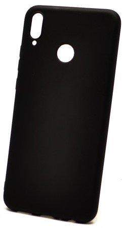 Чехол для смартфона Huawei Honor 8X силиконовый (черный), BoraSco фото
