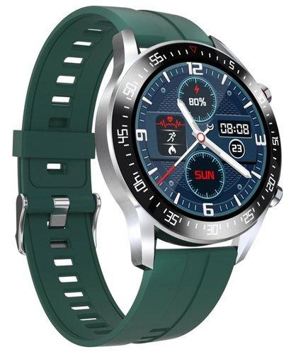 Умные часы Servo C2, зеленый фото