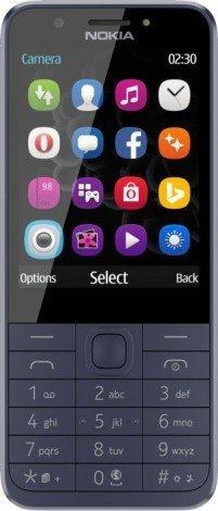 Мобильный телефон Nokia 230 Dual Sim Синий фото
