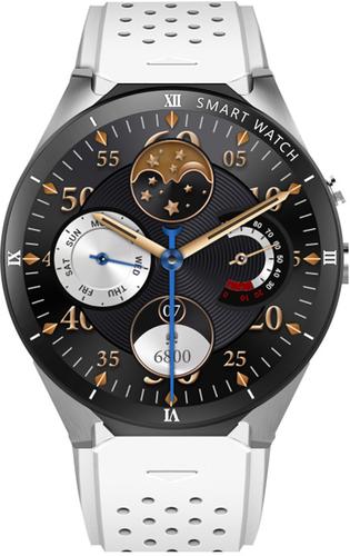 Умные часы KingWear KW88Pro, белые фото
