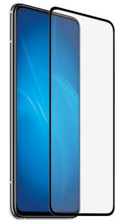 Защитное стекло для Xiaomi Mi10T/Mi10T Pro (3D) Full Screen + Full Glue черный, Redline фото