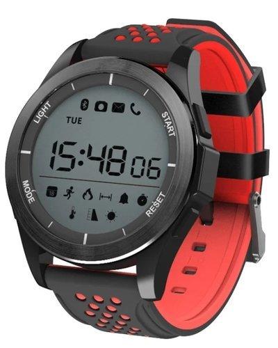 Умные часы NO.1 F3 черно-красные фото