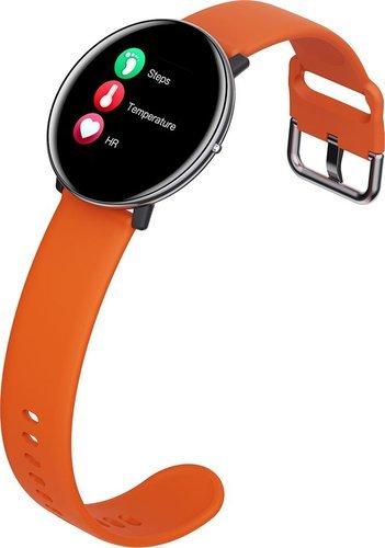 Умные часы Bakeey DM118, оранжевый фото