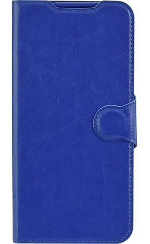 Чехол-книжка для Xiaomi Mi10 Lite синий Book Type, Redline фото